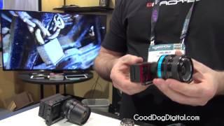 NAB 2015 Back Bone Rib Cage GoPro Hero Kit