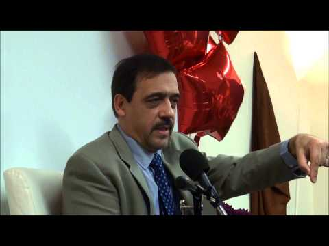 Birth of Fatima Zahra (as) - Dr. Mohammad Gharavi - Islamic Center of Berkeley