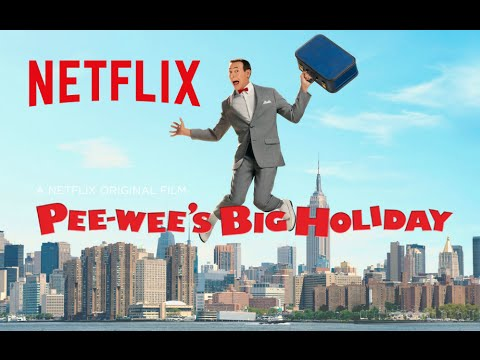 Old School Lane Casual Chats Episode 58: Pee-wee's Big Holiday