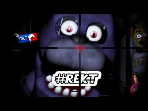 How To Defeat The Five Nights At Freddys Animatronics