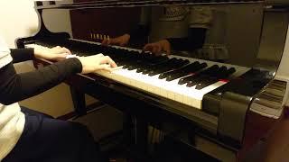 ピアノソロ NHK テレビテーマ名曲大全集 Kmp より.