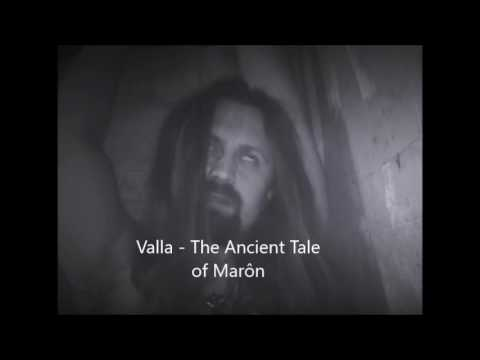 Vredehammer's Per Valla new video for solo project Valla - The Ancient Tale of Marôn