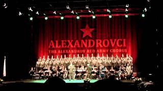 Alexandrovci - Oči čornyje (Очи чёрные)