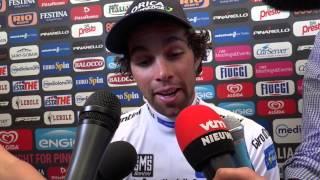 Michael Matthews eyes maglia rosa at 2015 Giro d