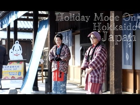 #3 ▸ Holiday mode on ‣ Hokkaido - Japan