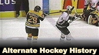 What If McSorley DIDN'T Slash Brashear? - Alternate Hockey History