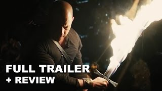 The Last Witch Hunter Official Trailer + Trailer Review - Vin Diesel 2015 : Beyond The Trailer