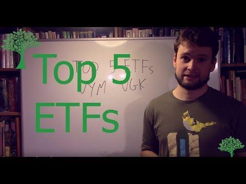 5 great ETFs for 2017