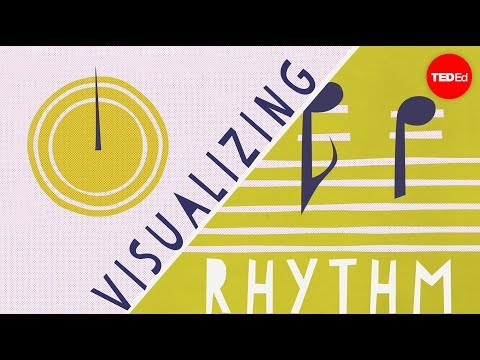 A different way to visualize rhythm - John Varney