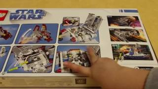 레고 스타워즈 8019 리퍼블릭 어택 셔틀 자세한 설명