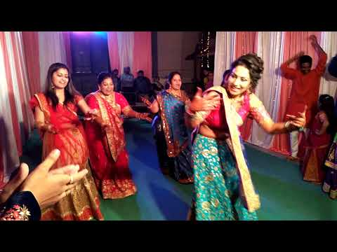 Group Dance Mehndi Rachan Lagi