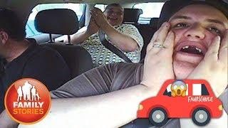 Die erste Fahrstunde|Volles Pfund Jasmine | Family Stories