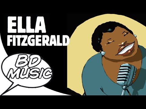 BD Music Presents Ella Fitzgerald (How High The Moon, Ok Lady Be Good & more songs)