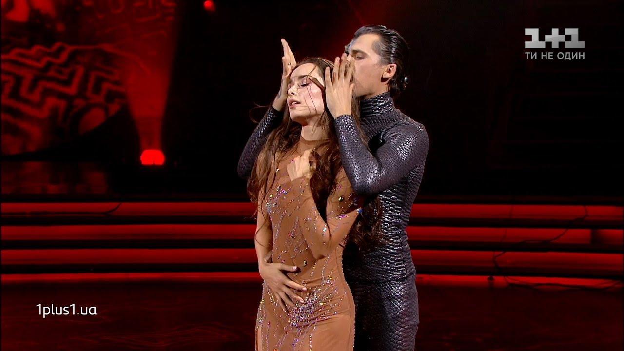 Ксенія Мішина і Женя Кот – Румба – Танці з зірками 2019