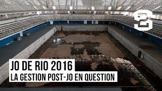 Rio un an après les Jeux, le réveil difficile