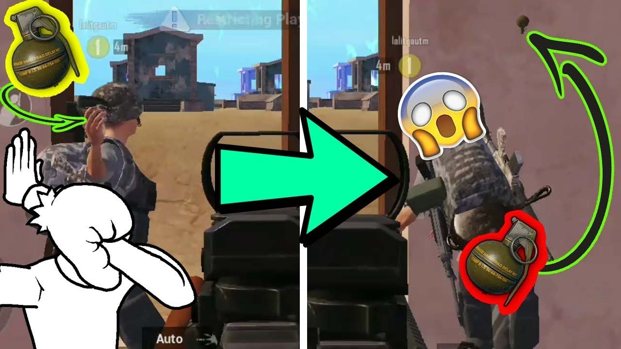 PUBG Mobile WTF and PUBG Mobile Funny Moments Episode 23
