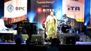 Sibongile Khumalo @ Luanda Jazz Festival 2011