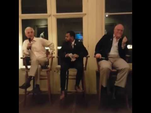 An Audience with Mike Brearly & Mike Gatting in the Long Room at Lords