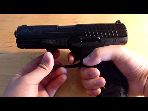 Umarex Walther P99 CO2 Review