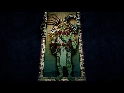 Osiris, Broken God of the Afterlife - SMITE: God Reveal ...