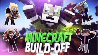 Minecraft Build Off #131 - ACHTBAAN 2.0!