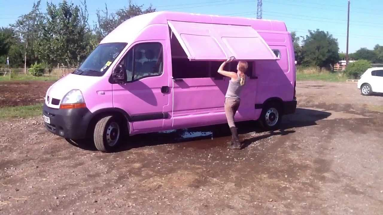 Renault Master 2 Horse Box For Sale GBP6500 Only 100k Good MOT TAX