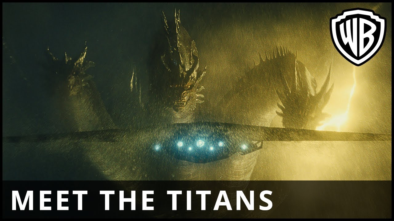 Download Godzilla: King of the Monsters – Meet the Titans – Warner Bros. UK