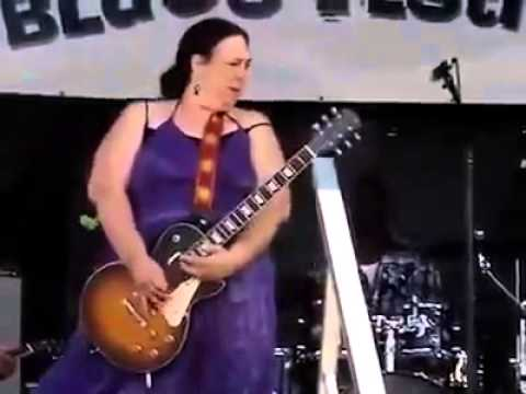 North Atlantic Blues Festival (Female Solo Guitar)