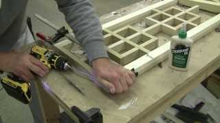 Build A Fretwork Console Table Pt 2