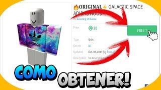 🌟HOW TO GET!😝😍FREE CAMISAS🎧 WITHOUT HAVING ROBUX💸🌟Roblox 2017❤️❤️
