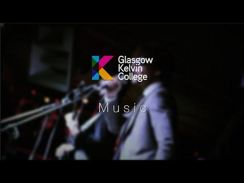 Glasgow Kelvin College Music Course