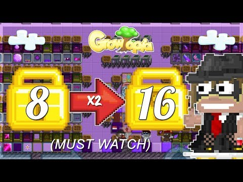 🌳 GROWTOPIA    HOW TO DOUBLE YOUR 8 WLS! (MUST WATCH) [2019]