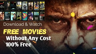 How To Download Free Movies ll Watch & Download Free of Cost Movies l Hollywood Movies Available l