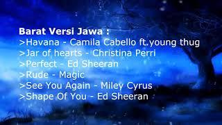 Lagu Barat Versi Jawa
