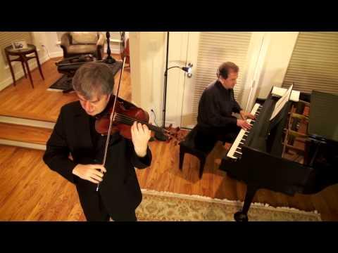 Sergei Galperin, violin. G. Gershwin, Summertime from Porgy and Bess