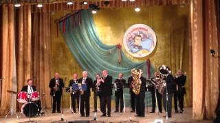Українські народні пісні - Шепетівка, муніципальний духовий оркестр