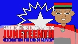 Watch Cartoons Online - Juneteenth Celebration (Educational Video for Children/Kids)