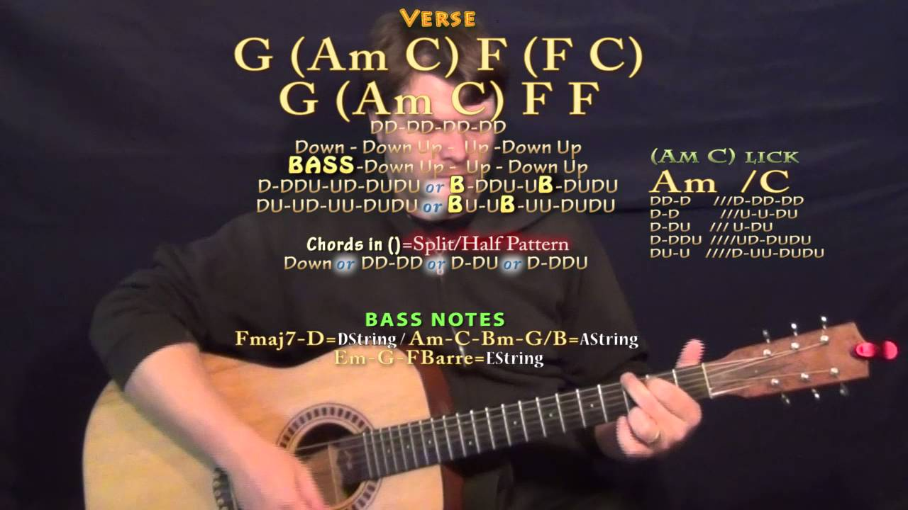 Wasted time keith urban guitar lesson chord chart g am c f d wasted time keith urban guitar lesson chord chart g am c f d hexwebz Images