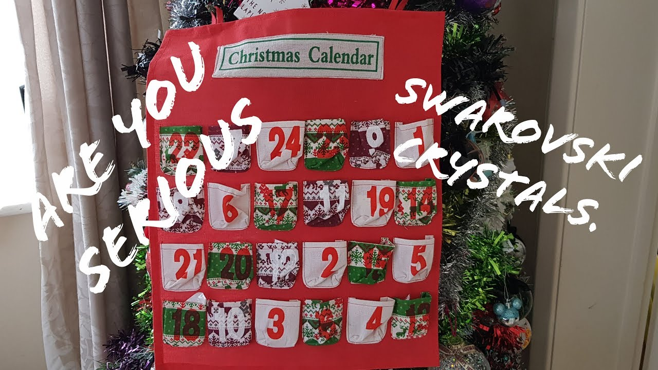 Swarovski advent calendar is back and it looks better than ever  here's how you can buy yours for 20