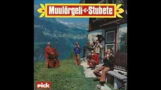 Muulorgeli Quartett Chrometta - Hinter dem Huhnerstall 1975
