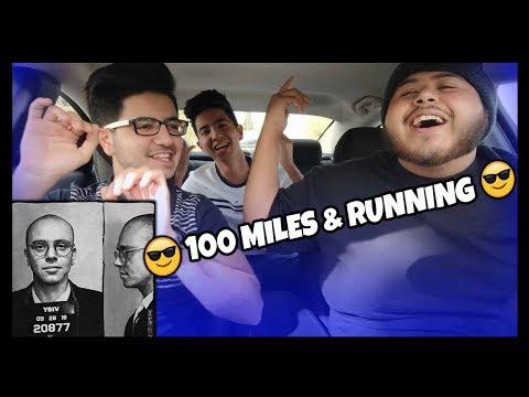 Logic - 100 Miles & Running Ft. Wale & John Lindahl / Reaction! Fire!!!
