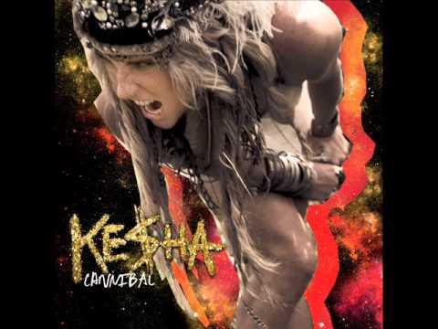 Ke$ha - Cannibal:歌詞+中文翻譯