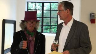 Preview Reception for Tale Art Museum Gallery in Larvik