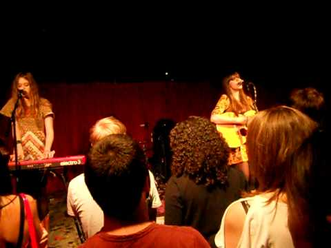 First Aid Kit- Tangerine in Cleveland 6/11/10