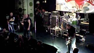 Cock Sparrer - Chip on Your Shoulder / I Got Your Number - Live @ Metro in Chicago, Riot Fest 2009