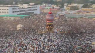 Video Amazing crowd at Koppala Jatra Mahotsava download MP3, 3GP, MP4, WEBM, AVI, FLV Juli 2018