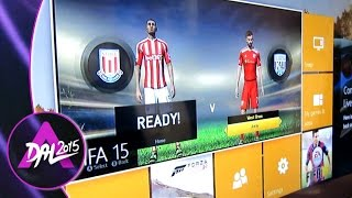 FIFA - Boggie fiait elrabolta az Xbox (Eurovízió a színfalak mögött)