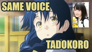 Anime Character that share the same voice Actress with Food wars's ...