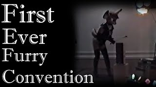 Footage From The FIRST Furry Convention Found! (Weird News #3)  | Mr. Davis