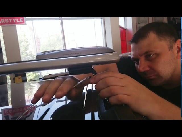 БС TERRA DRIVE GRIP-FIX В КРЕПЕЖНОЕ МЕСТО (ТИП КРАБ)